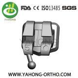 Ортодонтическая из одного куска мини-Рот 022 кронштейны с помощью лазерного метки
