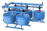 """Filtre de medias de sable de l'eau de l'irrigation par égouttement efficace élevée 4 """""""