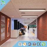 装飾的で物質的な壁パネルの建築材料の音響パネル