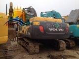 Máquina escavadora original usada de Sweden Volvo Ec210blc Crawer para a venda
