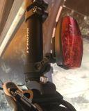 Bicicleta de montanha elétrica nova da bicicleta com frame da fibra do carbono