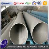 As vendas directas de fábrica 201 304 316L de tubos sem costura em aço inoxidável
