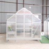 Resistente a UV Policarbonato Plástico Folha oca usado Jardim estufas (RDGA0806-6mm)