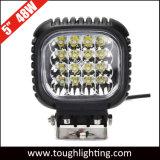 자동차 부속 5 인치 트랙터 트럭을%s Offroad 크리 사람 48W LED 일 빛