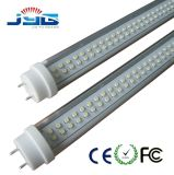 T8/T10 la lámpara de luz LED, CE, FCC RoHS certificadas (JYG-T81812)