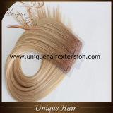 Nastro europeo all'ingrosso dei capelli umani nelle estensioni