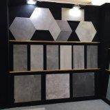 Suelo rústico de las esquinas del azulejo de suelo del material de construcción seises