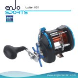 Jupiter Sea Fishing Forte Graphite 3 + 1 Roulement Trolling Reel Fishing Reel (Jupiter 020)
