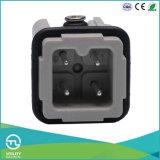 Ha компактный размер 3p разъема для тяжелого режима работы 230V 10A