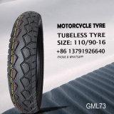 Motorrad-Reifen/Gummireifen und Gefäß schlauchloses 110/90-16