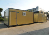 Casa contenedor flexible para la vida Home/Campamento Minero de la Escuela/.