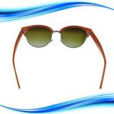 Nez de pont métallique rembourré Châssis optique Fashion Lunettes de soleil