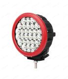 """140W 7 """" luz de conducción del CREE 4WD LED con la viga combinada de la inundación del punto"""