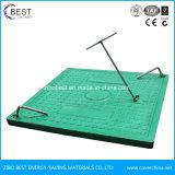 500x500mm Square SMC o parafuso plástico da tampa de inspeção