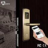 Control eléctrico elegante sin hilos del móvil del soporte del bloqueo de puerta