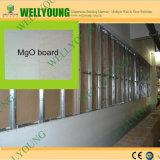 Panneau de MgO de porte intérieure d'empêchement de la chaleur