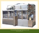 Máquina de enchimento de líquido no fabricante de embalagens de papelão