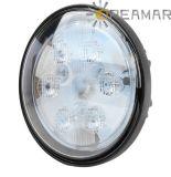 luz campo a través del trabajo del alimentador LED de 44inch 18W Epistar IP68