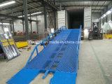 Qualitäts-hydraulische Behälter-Verladedock-Rampe (YDCQ)
