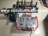 Sud800hのHDPEの管のバット融接機械