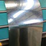 Bobina de aço galvanizada aço mergulhada quente do soldado do material de construção 0.125-3.0mm
