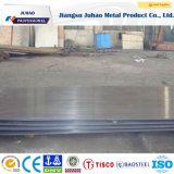 Tôles en acier inoxydable 304 de la plaque en acier épais