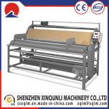 máquina de rolamento de pano de 1800mm para o couro do PVC