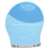 Profundamente o limpador vibra o equipamento impermeável de limpeza da beleza da escova do silicone