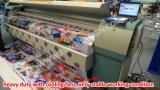 L'imprimeur dissolvant de grand format d'Infiniti Fy3278n 3.2m avec 8 Spt 510/50pl dirige 157sqm/Hour