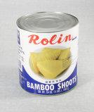 Les conserves de pousses de bambou