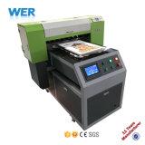 普及したWer-Ep6090t A1のデスクトップの織物プリンターTシャツの印字機