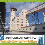 대중적인 디자인 강철 구조물 건물