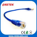 Patch cord UTP CAT6 23AWG encalhados pass Teste Fluke