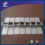 Edelstahl-flache Oberseite-Ketten-Übertragungs-Förderanlage