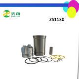 Jogo do forro do cilindro das peças de motor Zs1130 do trator da fonte 32HP da fábrica
