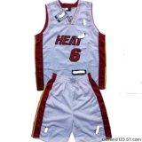 人の袖なしのバスケットボールのスポーツシャツ(S025)