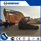 Máquina escavadora hidráulica da máquina escavadora R335LC-9t 33ton da esteira rolante de Hyundai
