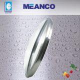 Ausgeglichenes Glas-Kappe, breiter Metallring