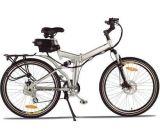 銀(HQL-EMB07)が付いている電気マウンテンバイク