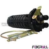 Empalme de fibra óptica tipo domo Cierre sellado mecánico Max 96 núcleos