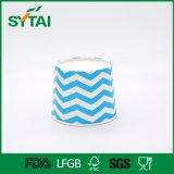 Cubeta de papel dos doces com a bacia de papel em linha de 48 onças do baixo preço