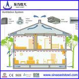 Ville della struttura dell'indicatore luminoso di pannello solare (SH-009)