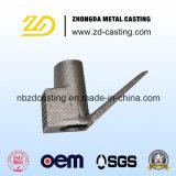 Pezzo fuso del acciaio al carbonio del pezzo fuso del pezzo fuso del ferro della parte della pompa del ghisa