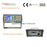 20kHz連続的な頻度の高精度のデジタルLCRメートル(AT810A)