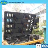 Escavadeira de rodas hidráulicas/Coveiro com 0,5-1,0m3 a capacidade da caçamba