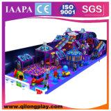 Matériel d'intérieur commercial de cour de jeu d'enfants (QL-016)