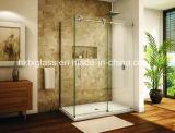 Het Glas van de Schuifdeur van het Scherm van de badkamers voor het Project van het Hotel