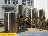 Fermentadores do aço inoxidável/fermentador Jacketed químico do reator dos reatores 5000liter