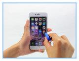 3in relativos à promoção Keychain e líquido de limpeza da tela e presentes da pena do toque