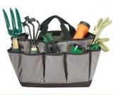 Bolsa de herramientas al aire libre de jardín del poliester del kit de mano durable Multi-Functonal del totalizador